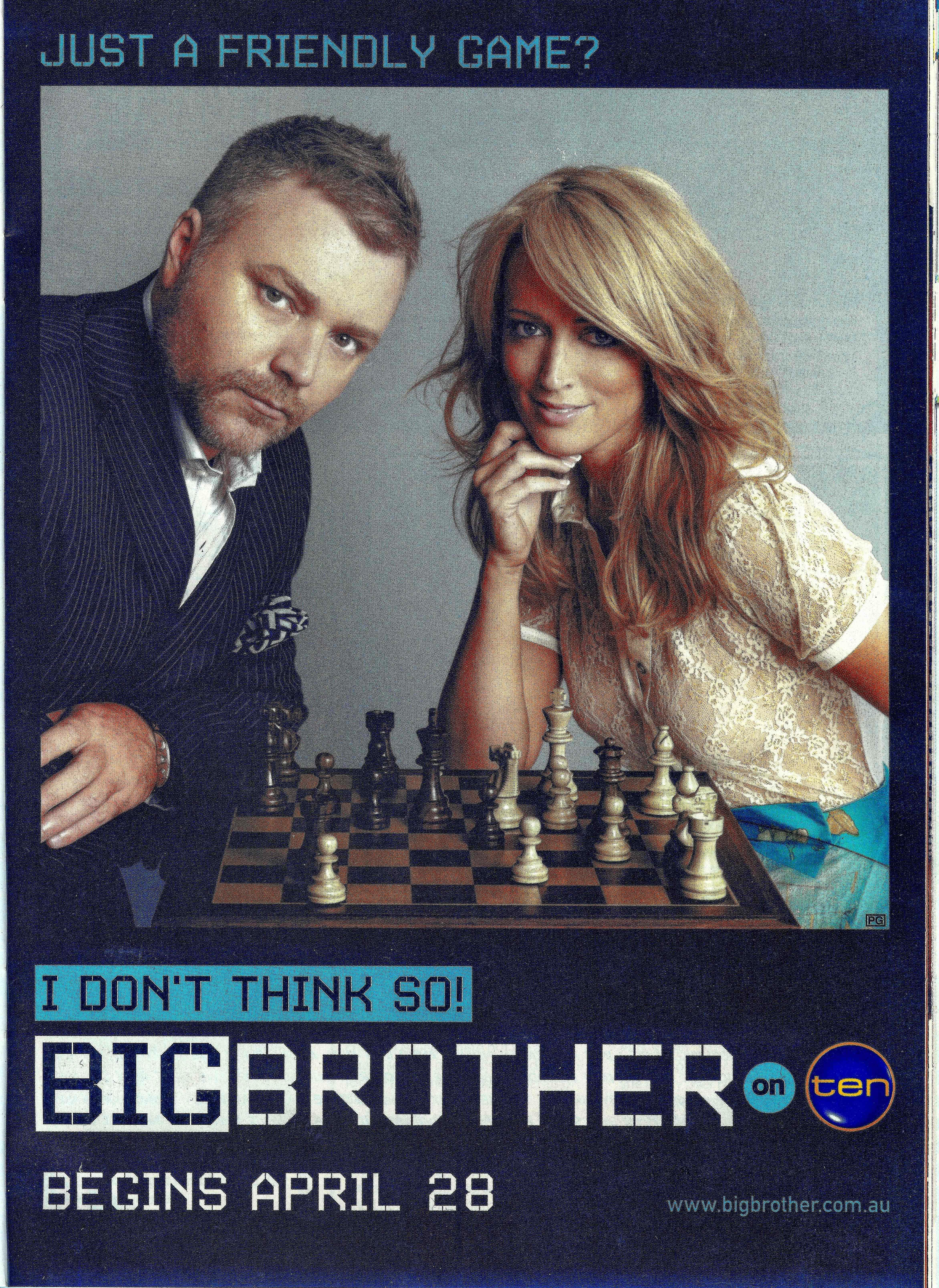 BIG BROTHER Sheridan Tyler